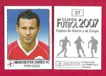 Manchester United Ryan Giggs Wales 27